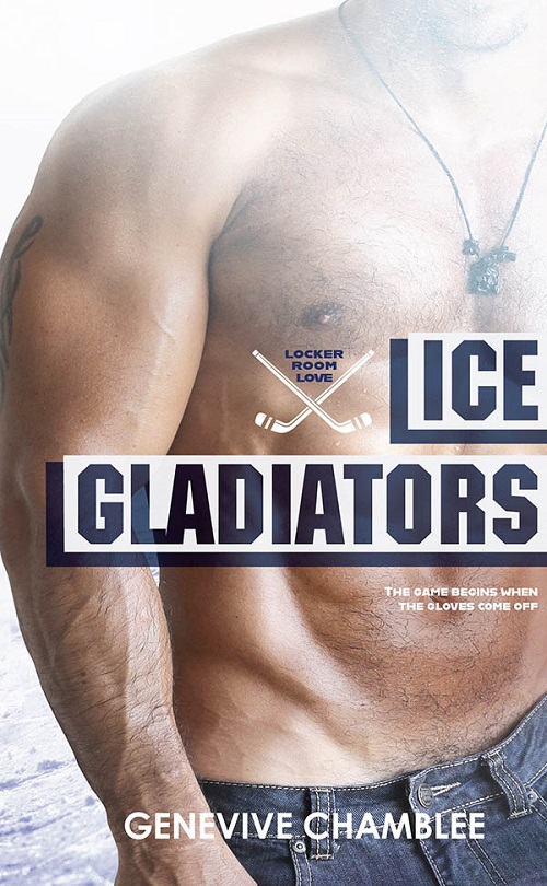 Genevive Chamblee - Ice Gladiators Cover 94msks