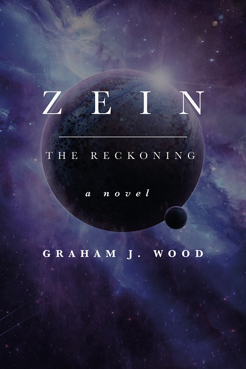 Graham J. Wood - Zein 03 - The Reckoning Cover 348rjfu