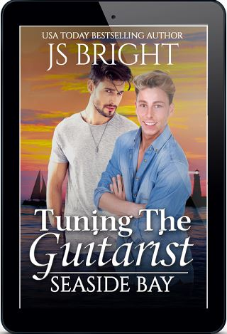 Tuning The Guitarist by J.S. Bright Release Blast & Excerpt!