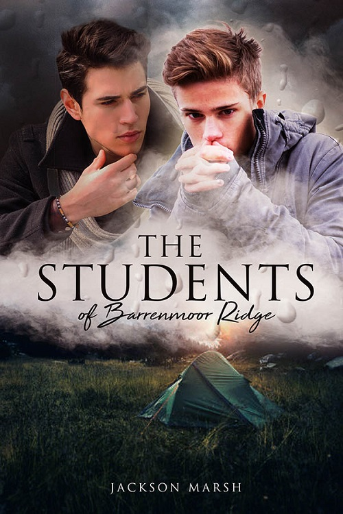 Jackson Marsh - The Students of Barrenmoor Ridge Cover spdk933