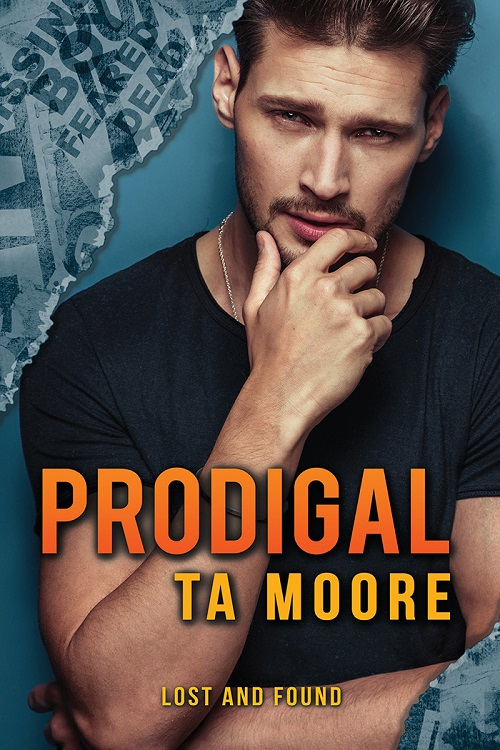 T.A. Moore - Prodigal Cover vnd8enc