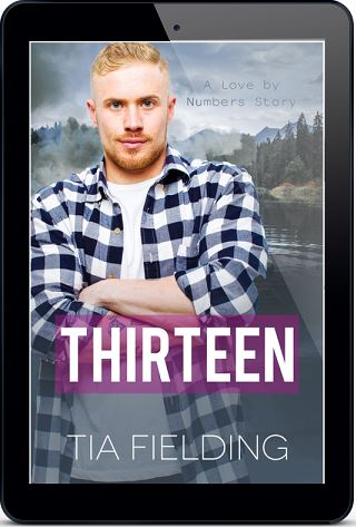 Tia Fielding - Thirteen 3d Cover 74hf6h