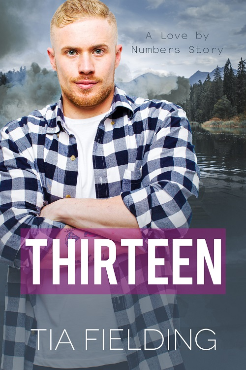 Tia Fielding - Thirteen Cover 74hf6h