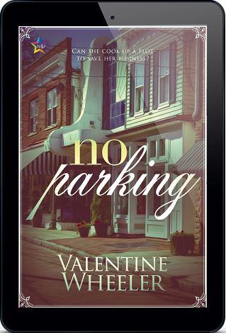 Valentine Wheeler - No Parking 3d Cover e748wryh
