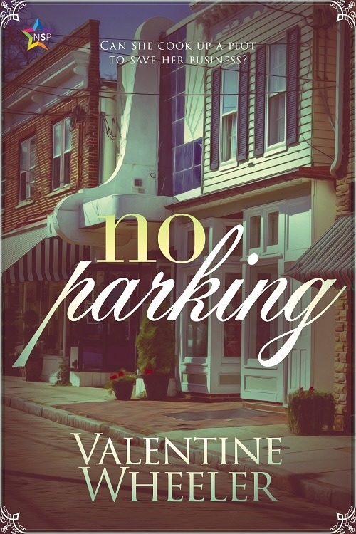 Valentine Wheeler - No Parking Cover e748wryh