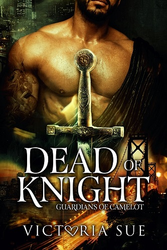Victoria Sue - Dead of Knight Cover s er54tr