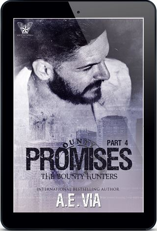 Promises Part 4 by A.E. Via Audio Blog Tour, Excerpt & Giveaway!
