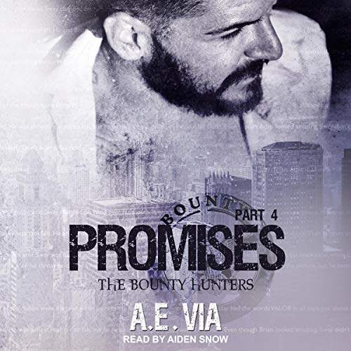 A.E. Via - Promises 4 Audio Cover dnm87