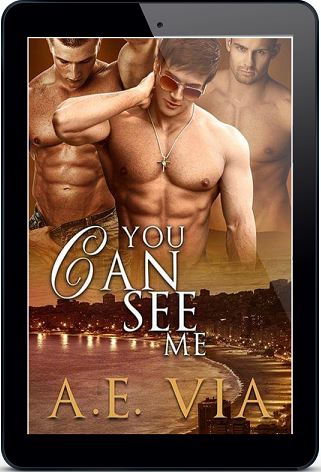 You Can See Me by A.E. Via Book Blast, Excerpt, Review & Giveaway!