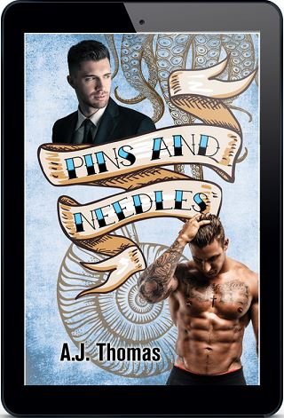 Pins & Needles by A.J. Thomas (2nd Edition)