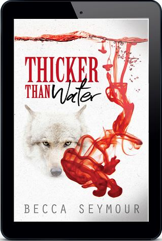 Thicker Than Water by Becca Seymour Blog Tour, Guest Post, Excerpt & Giveaway!