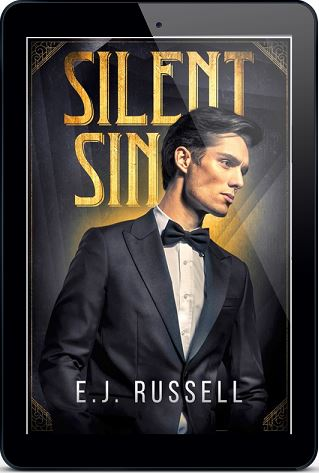 E.J. Russell - Silent Sin 3d Cover 98e47r