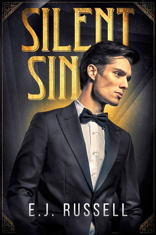 E.J. Russell - Silent Sin Cover 98e47r