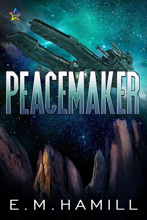 E.M. Hamill - Peacemaker Cover 0393knn