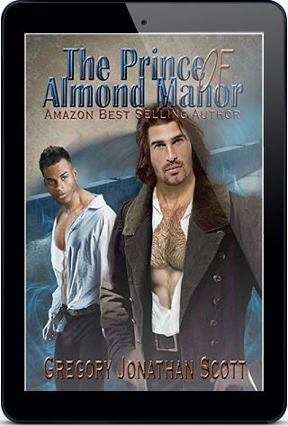 Gregory Jonathan Scott - The Prince of Almond Manor 3d Cover 845rjfe