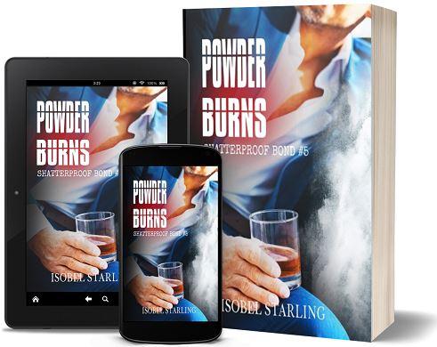 Isobel Starling - 05 - Powder Burns 3d Promo