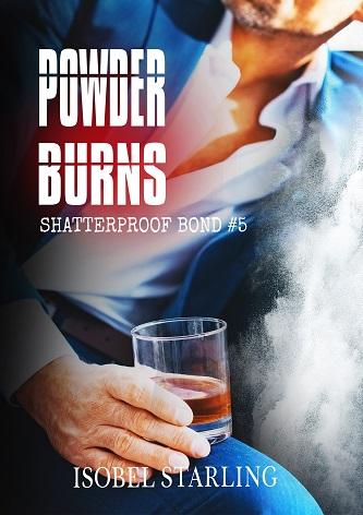 Isobel Starling - 05 - Powder Burns Cover 3874hs