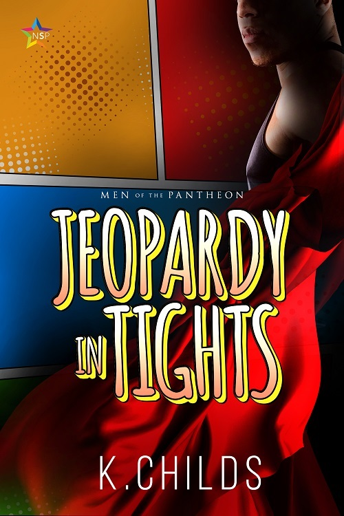 K. Childs - Jeopardy in Tights Cover nd8wk9k