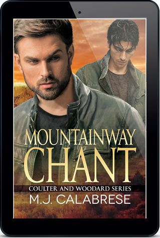 M.J. Calabrese - Mountainway Chant 3d Cover 74hry