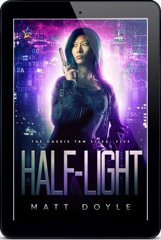 Matt Doyle - Half Light 3d Cover 8384uj