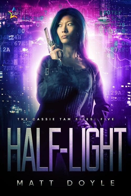 Matt Doyle - Half Light Cover 8384uj