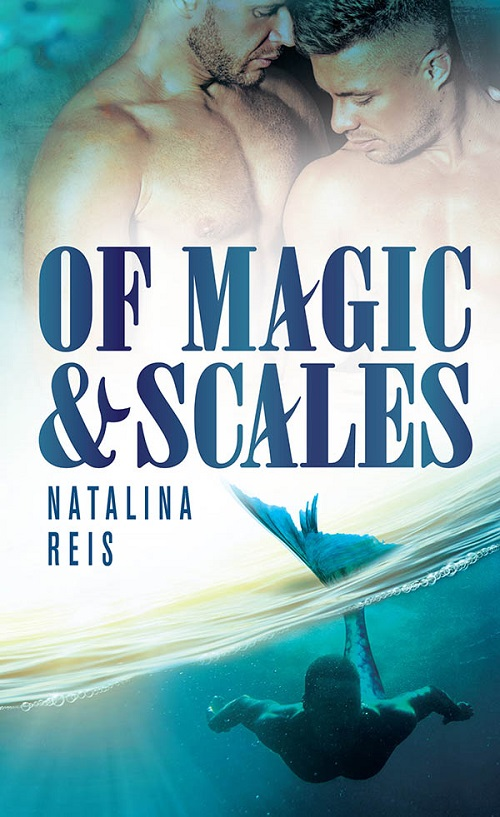Natalina Reis - Of Magic and Scales Cover 74rhjj