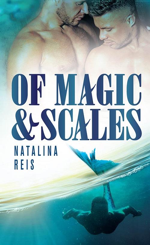 Natalina Reis - Of Magic and Scales Cover 74rhjj