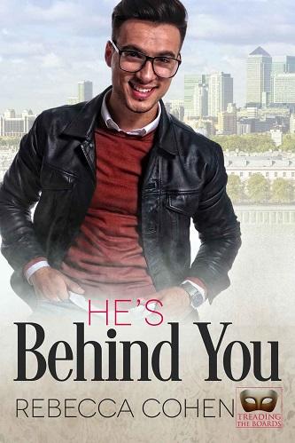Rebecca Cohen - He's Behind You Cover urnf7n