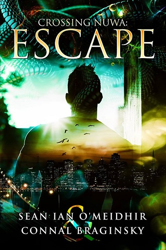Sean Ian O'Meidhir and Connal Braginsky - Crossing Nuwa Escape Cover s 78343