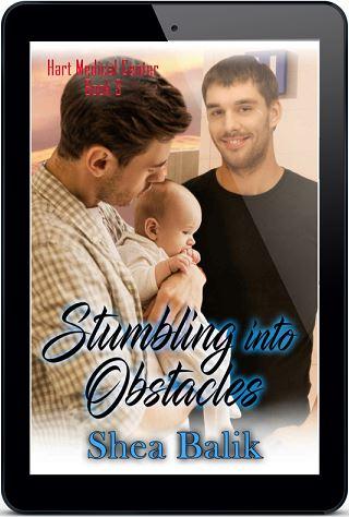Shea Balik - Stumbling Into Obstacles 3d Cover jgn7rm