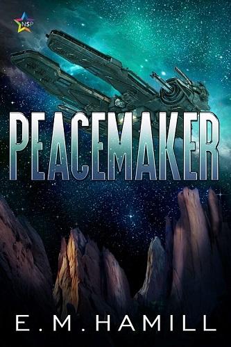E.M. Hamill - Peacemaker Cover s 0393knn