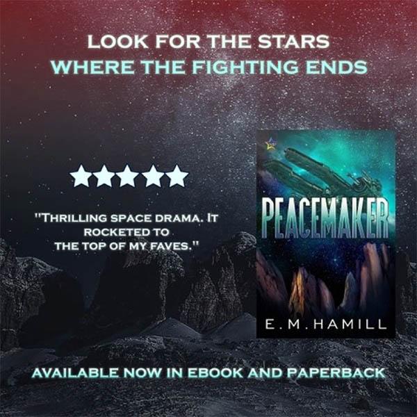 E.M. Hamill - Peacemaker MEME1