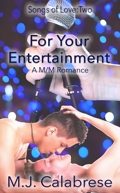 M.J. Calabrese - For Your Entertainment Cover 4e8jh