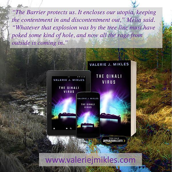 Valerie J. Mikles - The Qinali Virus MEME1