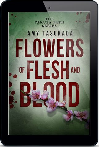 Flowers of Flesh and Blood by Amy Tasukada Blog Tour, Interview, Excerpt & Giveaway!