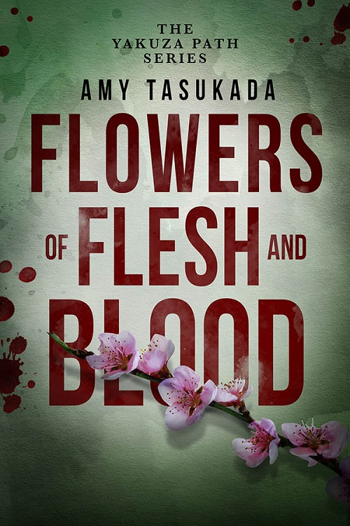 Amy Tasukada - Flowers of Flesh and Blood Cover 49jdcc