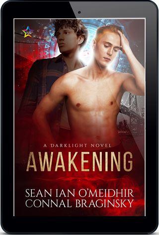 Awakening by Connal Braginsky and Sean Ian O'Meidhir Release Blast, Excerpt & Giveaway!
