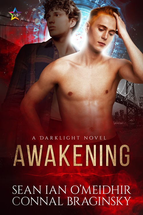 Connal Braginsky and Sean Ian O'Meidhir - Awakening Cover 8fjr7