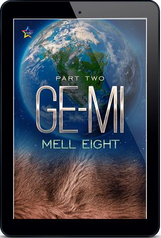 Ge-Mi Part Two by Mell Eight Release Blast, Excerpt & Giveaway!