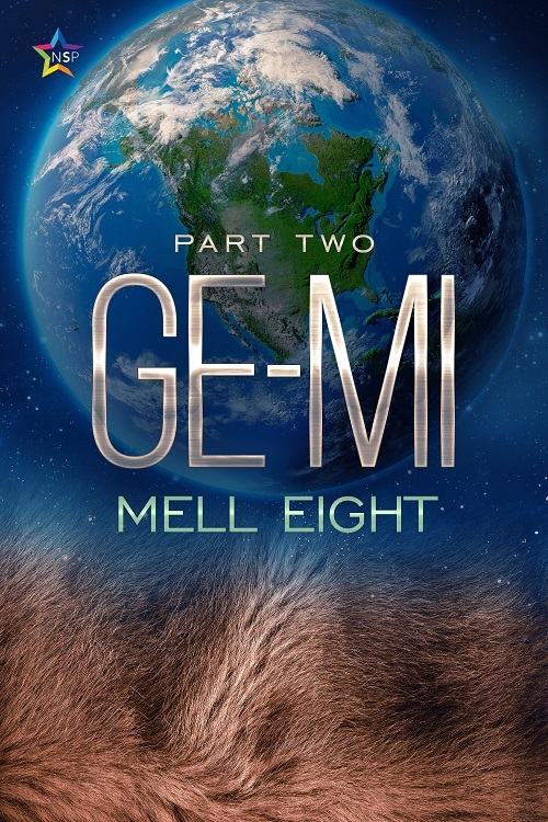Mell Eight - Ge-Mi Part Two Cover 487jdd
