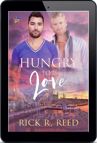 Hungry for Love by Rick R. Reed Release Blast, Excerpt & Giveaway!