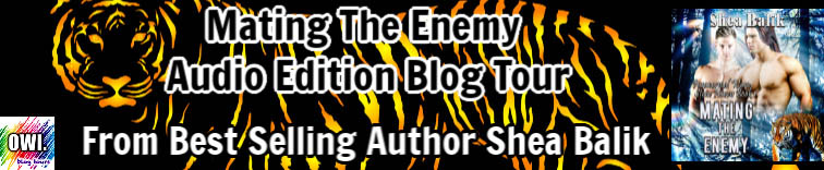 Shea Balik - Mating the Enemy Audio BANNER1