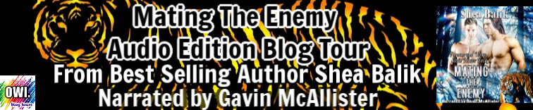 Shea Balik - Mating the Enemy Audio BANNER2