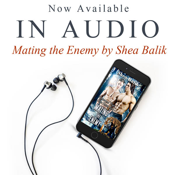 Shea Balik - Mating the Enemy Audio MEME3