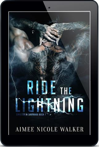 Ride The Lightning by Aimee Nicole Walker Release Blast & Excerpt!