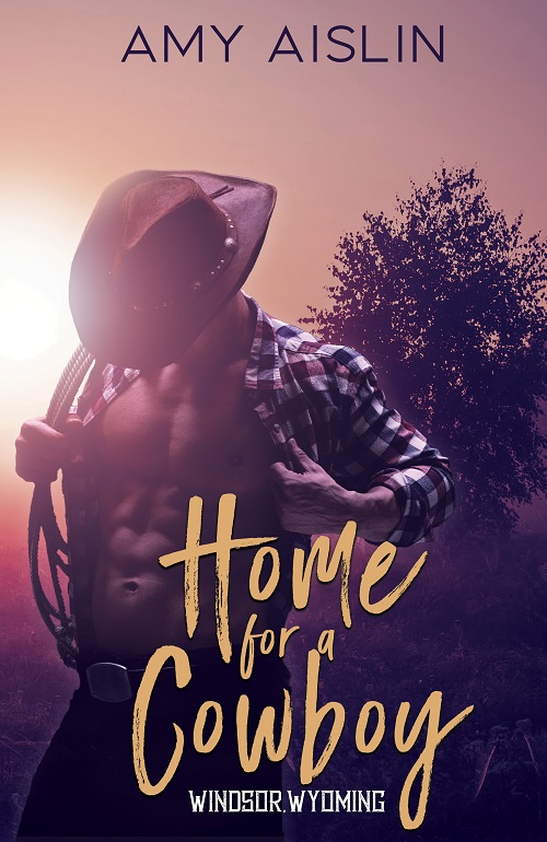 Amy Aislin - Home For A Cowboy Cover 4e398u