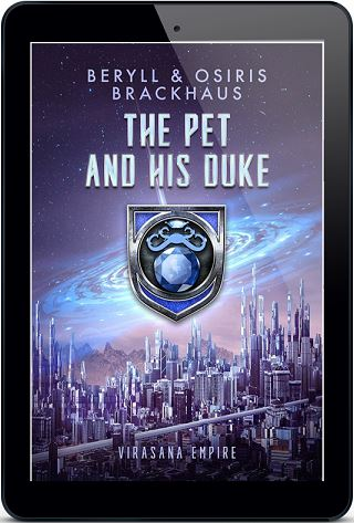 The Pet and his Duke by Beryll & Osiris Brackhaus Blog Tour, Excerpt & Review!