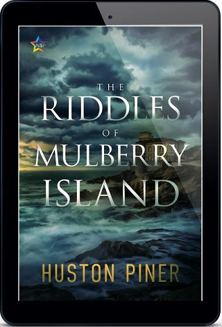 Huston Piner - The Riddle of Mulberry Island 3d Cover 74hrfc