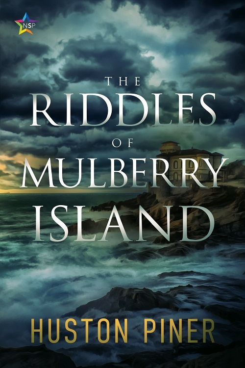 Huston Piner - The Riddle of Mulberry Island Cover 74hrfc