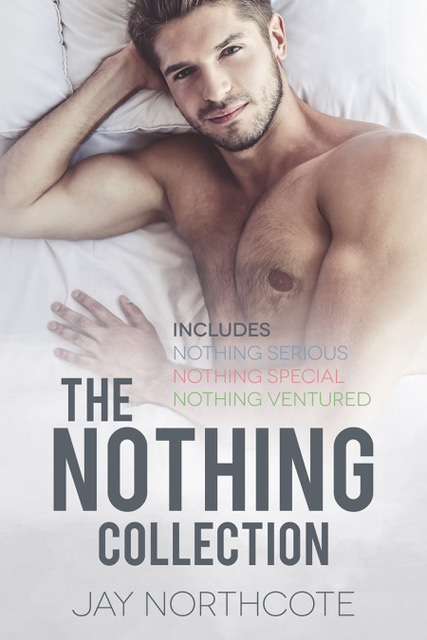 Jay Northcote - The Nothing Collection Cover 834rjf